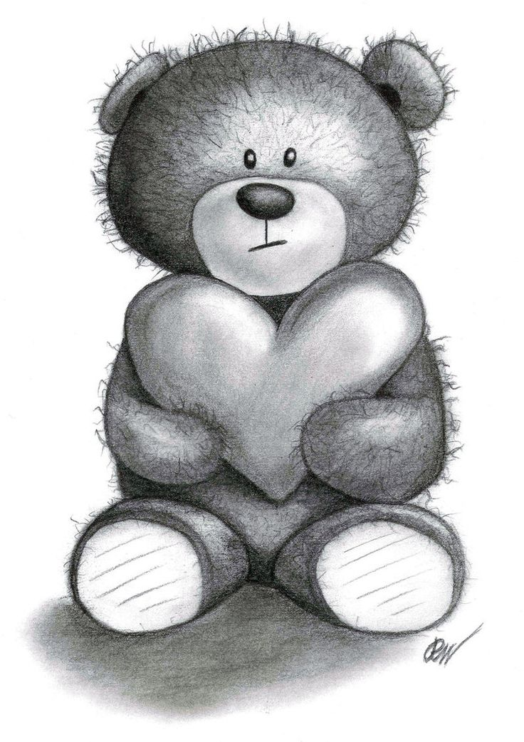 Teddy bear 2 by westin87