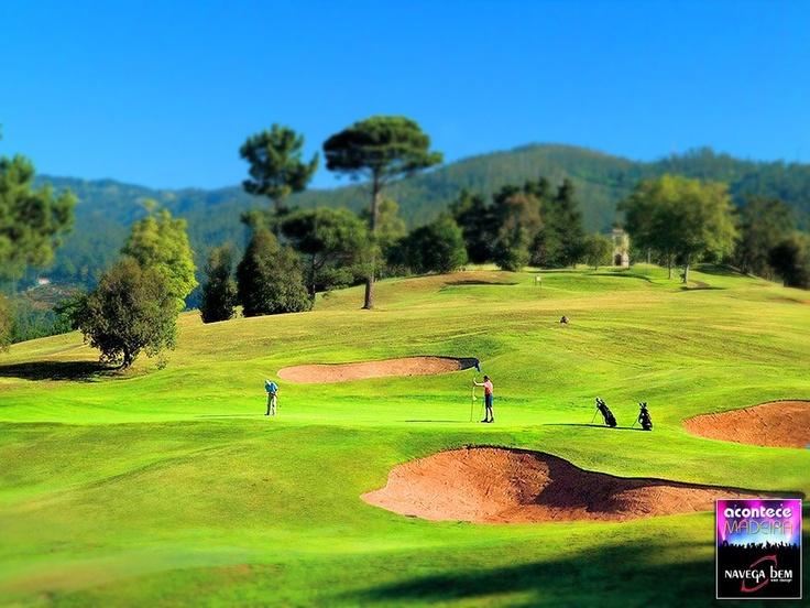 Magical Madeira island.... Palheiro Golf