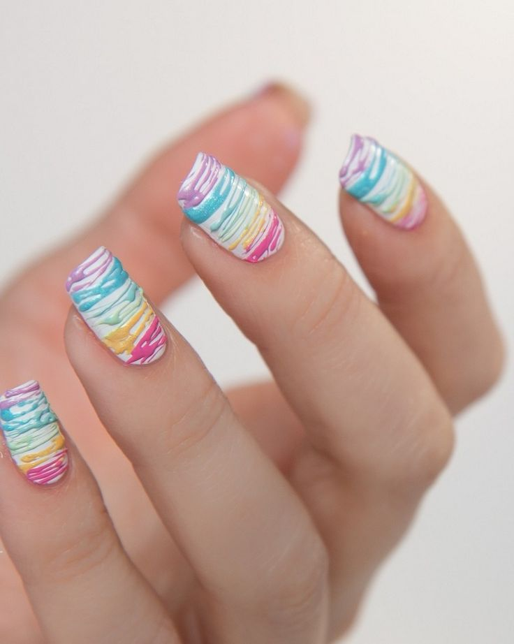 Gut gemocht 796 best Nail Art images on Pinterest | Make up, Nail designs and  HF76