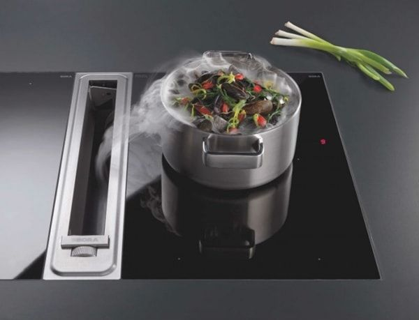 El mundo del diseño ha revolucionado muchas cosas en nuestro hogar, y las campanas extractoras de cocina no son la excepción; y es que ...