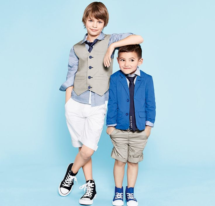 The C&A Kids Premium Collection is perfect for dressing children up in style for every spring occasion.