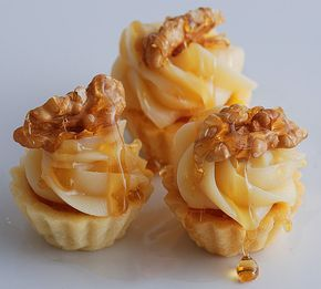doces-finos - TARTELETES DE NOZES