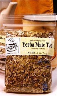 Organic Herbal Teas Premium Yerba Mate Tea van LeesTeas op Etsy,