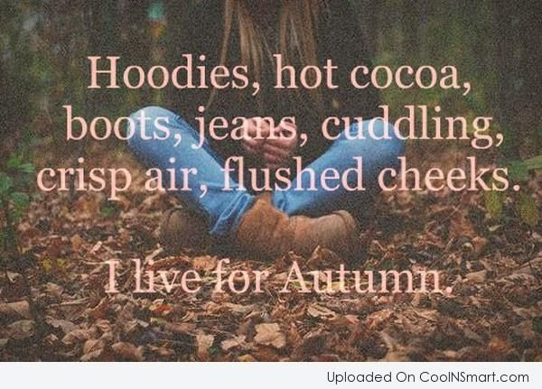 Autumn Quotes and Sayings about Fall Season - CoolNSmart