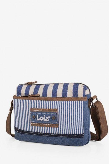 Bolso bandolera azul  #fashion #moda #circulogpr #primavera #guapa #happy #love #iloveyou #smilling #style #fashioninspiration #beautiful #bolso #accesorios #handbag #accessories #lois