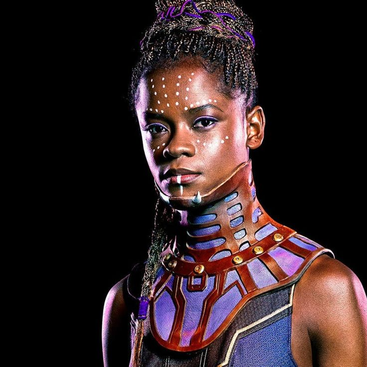 Black Panther: Shuri, technology and maker culture | SYFY WIRE
