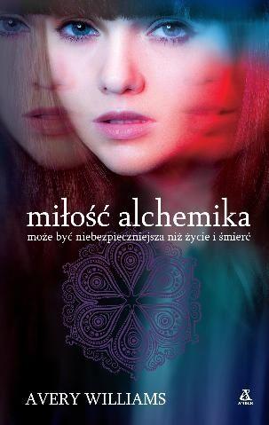 Okładka książki Miłość alchemika