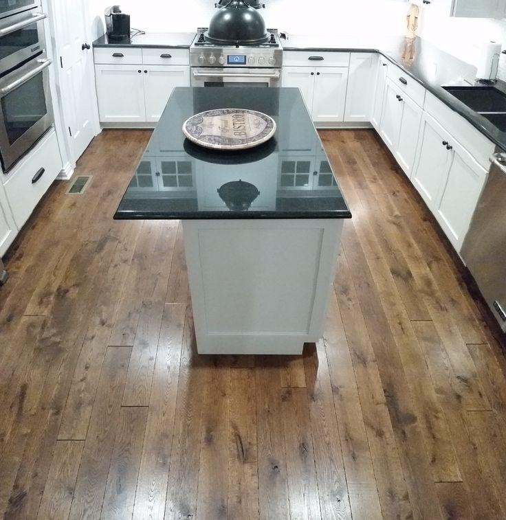 What is builders grade wood flooring thefloors
