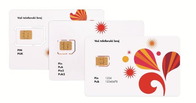 Nano SIM kartica uskoro u Vipu Sims, Mobile phone, Phone