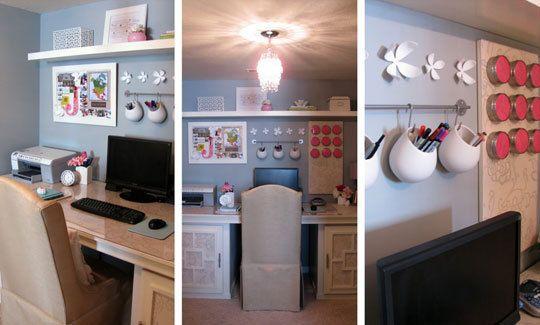 Creative Home Office