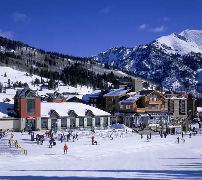 Copper Mountain, CO. One of my favorite places to ski!!