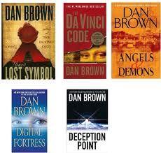 Dan Brown - Eu quero mais livros!!!!