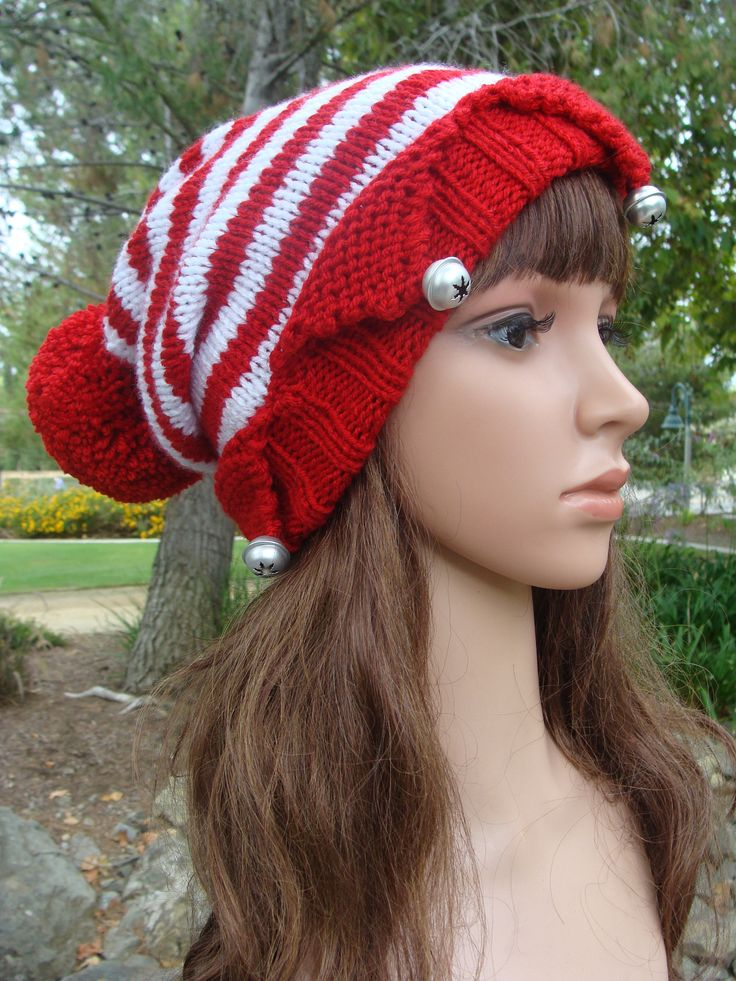32 best Knit Santa Hats: (Ready to Ship) images on ...
