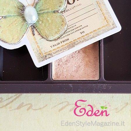 ombretto fai da te neutro rosa carne  - DIY cosmetics - Ricette cosmetici fai da te - spignatto