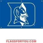 Duke Blue Devils Fan Banner 2' x 3'