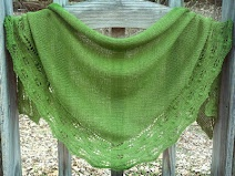This dainty shawlette by @knitpurlgurl is just the thing for breezy yet stylish spring days #shawlknitting: Lace Shawl, Shawl Construction, Dainty Shawlett, Edith Shawl, Knits Purl, Knits Ideas, Knits Humor, Knits Shawl, Knits Obsession