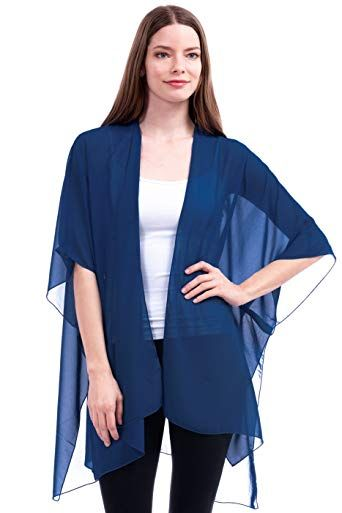 c8eba6d13ca Great for Modern Kiwi Solid Sheer Chiffon Kimono Cardigan online.   26.00   alltrendytop from