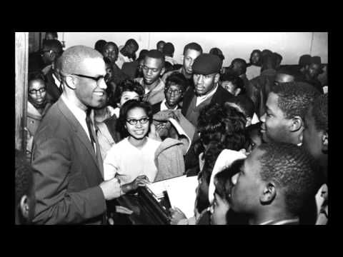 MALCOLM X: SPEECH TO SNCC CIVIL RIGHTS WORKERS (January 1, 1965)