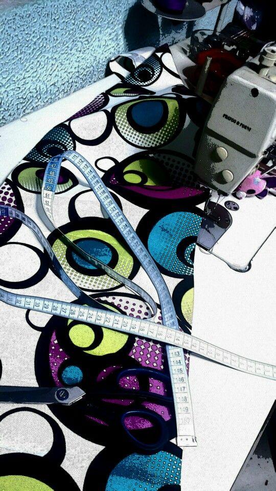 Dia 16: Coser, coser y coser... ♡♡♡