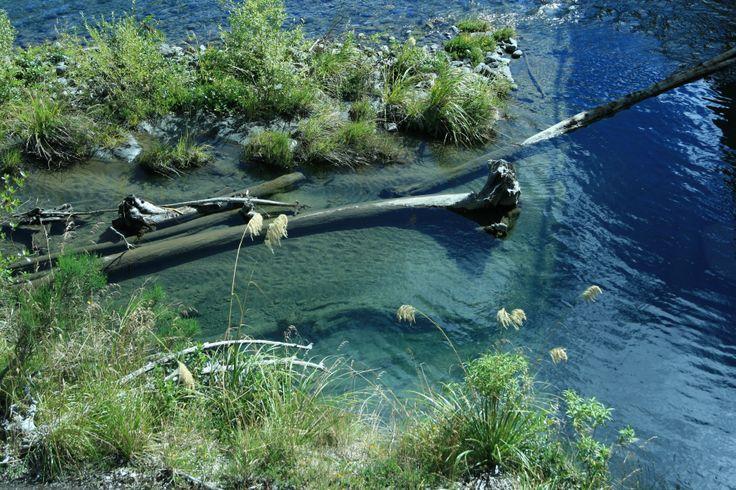 Clear NZ rivers