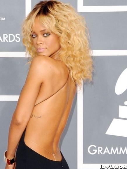 Rihanna: 2012 Grammy Awards Red Carpet #formalapproach