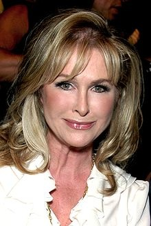Kathy Hilton- mother of Paris and Nicky