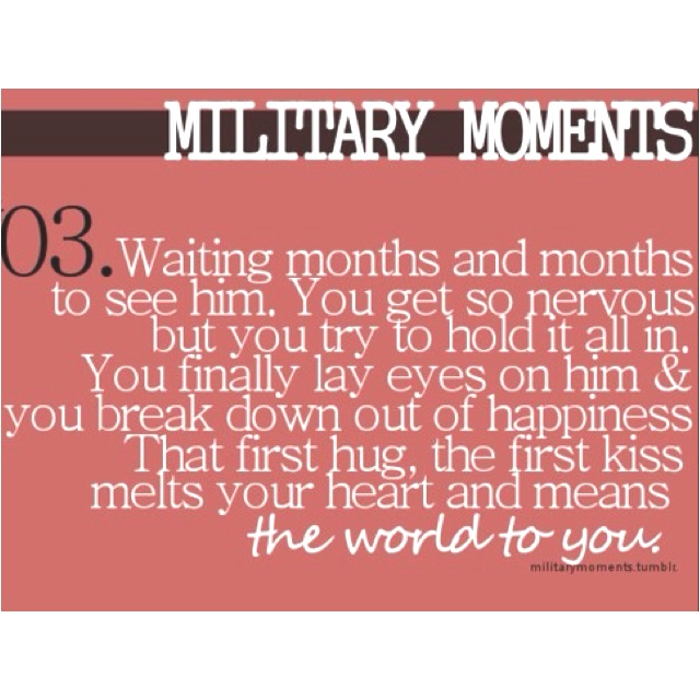 <3: Marine, Cant Wait, First Kiss, Quotes, Army Wife, Army Life, Army Girlfriends, Military Life, Military Moments