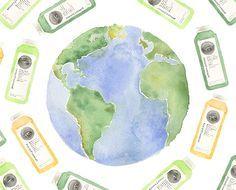 Chalkboard Magazine's Earth Month Greener Living Challenge