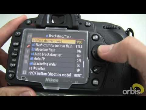 """The basics of setting up Nikon's Wireless """"Creative Lighting System"""" using a Nikon D90 and an SB800. With some examples of off-camera flash photos with and without the orbis™ ring flash. The pop-up flash on the D70, D70S, D80, D90, D200, D300 and D700 can all be used to fire Nikon flashes wirelessly, check your manual for details. All of these have a similar setup screen that you'll see in this video, except the D70 and D80."""