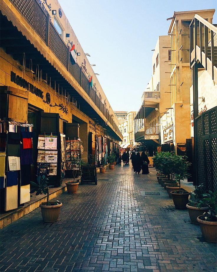 Old Dubai, UAE #evishaindubai