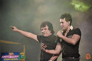 Confiram as fotos do Show da dupla Matogrosso & Mathias que aconteceu no dia 19 de abril de 2014 em comemoração ao 32º Aniversário de Figueira.
