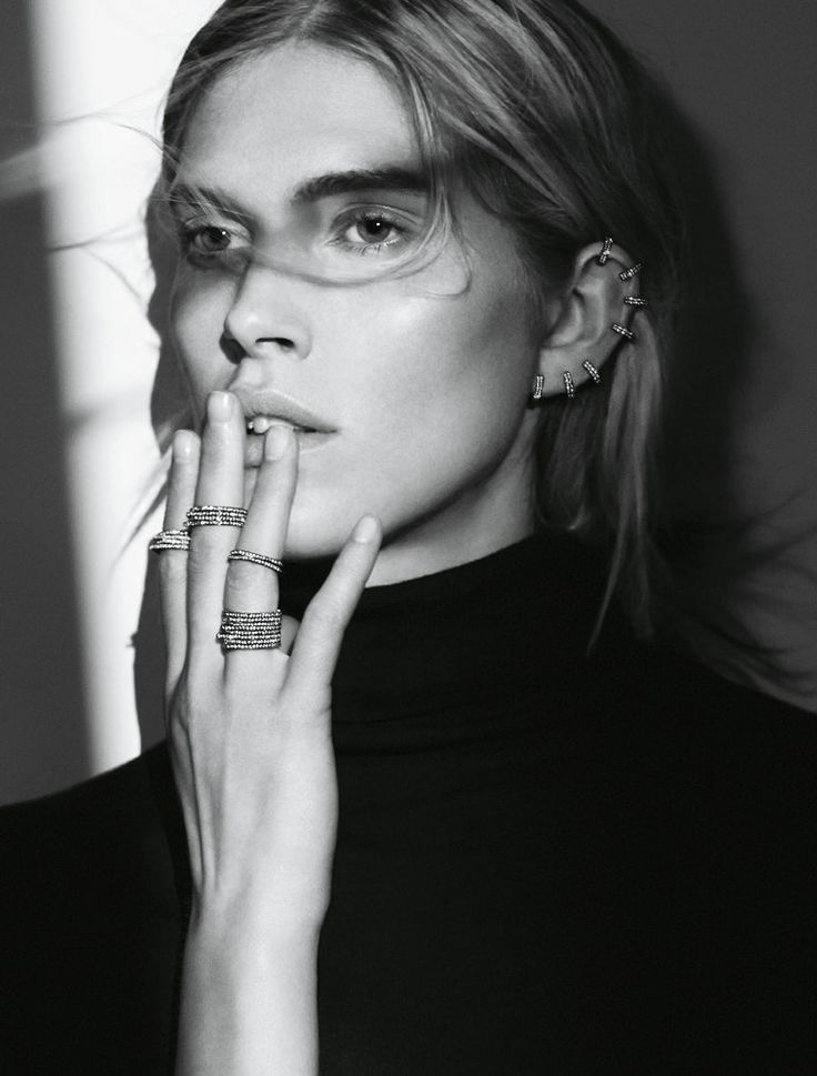 Repossi F/W 2014.15 | Iselin Steiro by David Sims