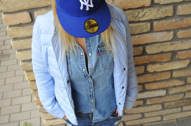 Mami Style – Babakék hétköznapra – Outfit Rékától - Szeretnél egy hétköznapi, gyorsan összeállítható, divatos, egyedi és kényelmes outfittet? Bátran használd a kék szín minden árnyalatát akár télen is! Mutatom hogyan!  -> www.fashionfave.com/mami-style-babakek-hetkoznapra-outfit-rekatol#utm_source=pinterest&utm_medium=pinterest&utm_campaign=pinterest