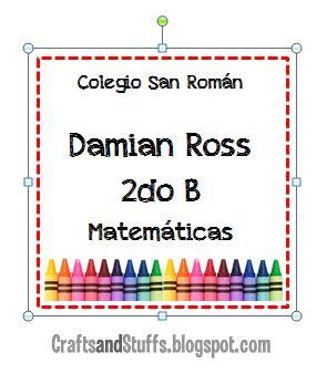 Hola este post es para que realicen sus etiquetas escolares personalizadas con los datos de sus hijos, con un programa muy sencillo como lo...
