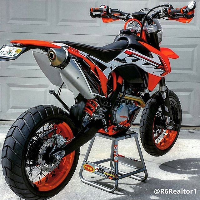 Any Supermoto Fans R6realtor1 Motorcyclelife Fatboy