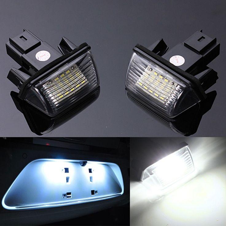 $9.04 (Buy here: https://alitems.com/g/1e8d114494ebda23ff8b16525dc3e8/?i=5&ulp=https%3A%2F%2Fwww.aliexpress.com%2Fitem%2F2Pcs-12V-18-LED-License-Number-Plate-Light-Bulbs-Lamp-For-Peugeut-206-207-306-CITROEN%2F32774692842.html ) 2Pcs 12V 18 LED License Number Plate Light Bulbs Lamp For Peugeut 206 207 306 CITROEN C3 C4 5 XSARA Free Error for just $9.04