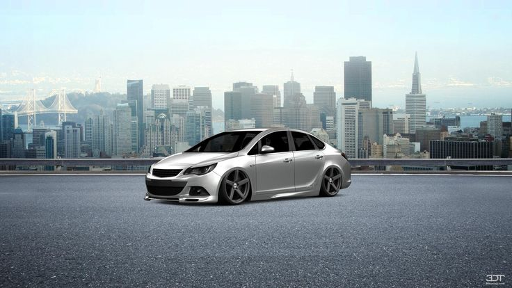 Checkout my tuning #Opel #Astra 2013 at 3DTuning #3dtuning #tuning