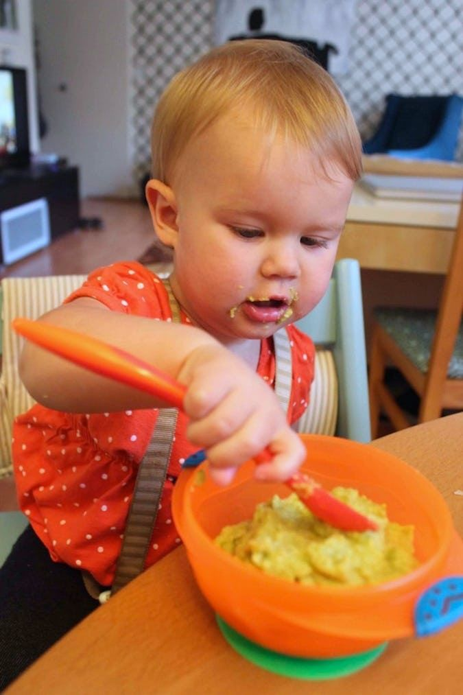 20 Foods Mom Should Be Feeding The Baby Before 1 Baby Toddler