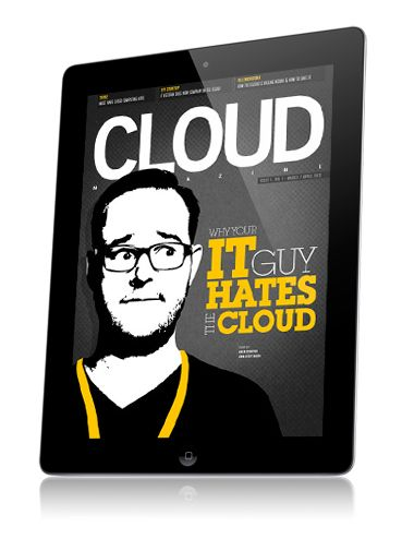 Built specifically for the iPad, Cloud Magazine is a professional Cloud computing resource for small to medium sized business leaders. The magazine is full of content that you can read and apply directly to your business – today! This is not an industry publication full of jargon – we created this magazine specifically for people running businesses.