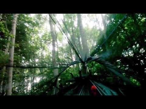 First Look at DD Hammocks' 2013 Modular System Jungle Hammock
