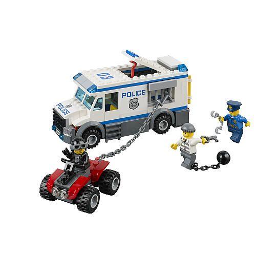 "LEGO City Prisoner Transporter 60043 - LEGO - Toys ""R"" Us"