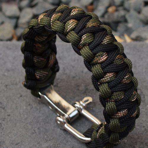 Commando Survival Bracelet