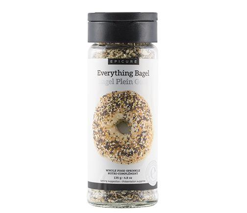 Everything Bagel Whole Food Sprinkle