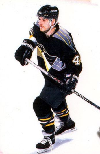 Rob Brown (Penguins de Pittsburgh)