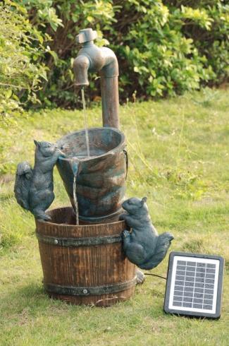 Outdoor Gardens Water Features