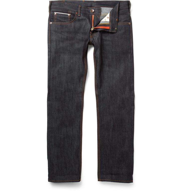 Edwin Sen Slim-Fit Raw Selvedge Jeans | MR PORTER · Mr PorterHugo BossLuxury  ...