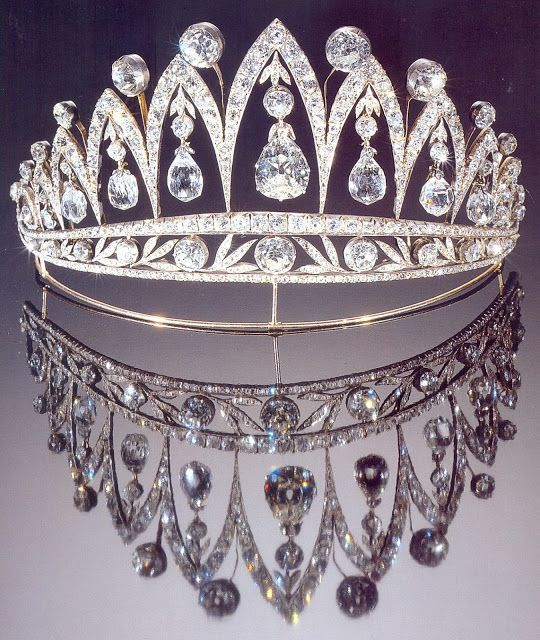 Faberge Diamond Tiara