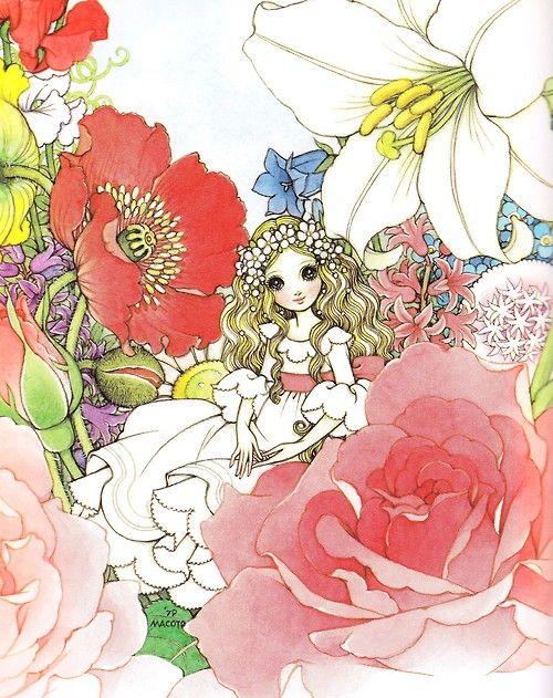 高橋真琴:おやゆび姫  macoto takahashi:Thumbelina