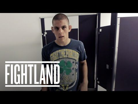 Before And After The Fight With Joe Lauzon |