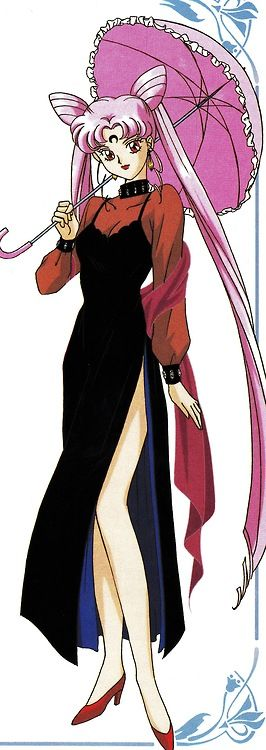 wicked lady/ evil small lady